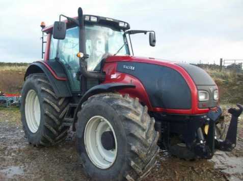 Valtra T151 Advance  -  2009