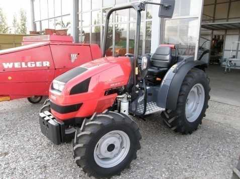Traktor Same 55 Solaris - 2011 v do