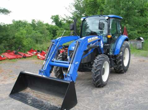 Traktor New Holland Tc4Uc65